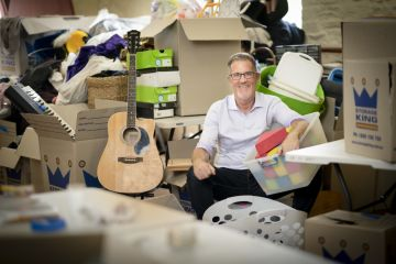 Decluttering king Peter Walsh's top tips to maintain a clutter-free home