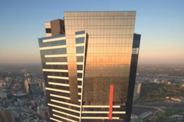 Eureka Tower Skydeck and restaurant for sale