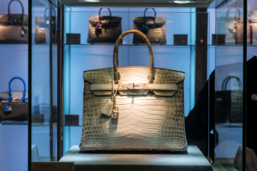 Hermes handbags, cars and fine wine got the ultra-rich through COVID-19