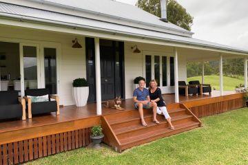 The rewarding process of relocating old Queenslander homes