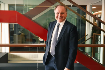 Outgoing Steinert further boosts Stockland data