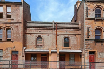 Heritage-listed Victorian terraces in historic The Rocks precinct sell for $36.25m