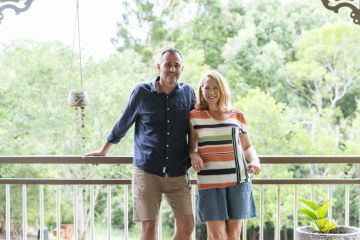 Trading a small Bondi apartment for Sunshine Coast acreage