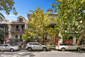 Sydney's first themed brothel, now a backpackers, up for sale