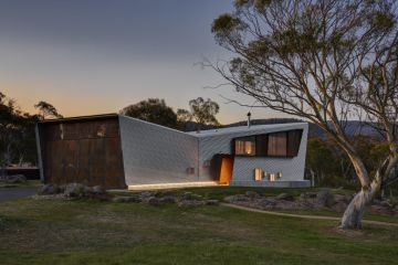 First a shed, then stables, now a companion dream home