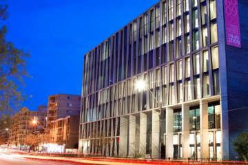 Charter Hall fund buys $80 million UNSW office building