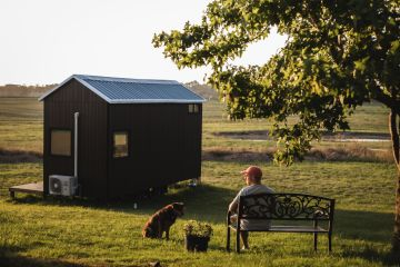 Everything you need to know about owning a tiny house