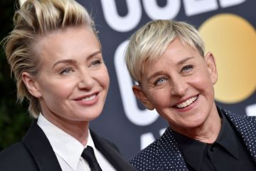 Ellen DeGeneres and Portia de Rossi flip, sell another Californian home for $US47 million