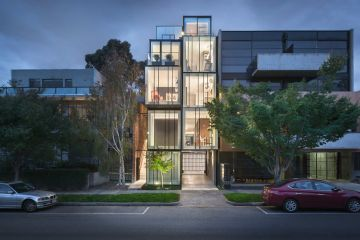 Five-storey St Kilda home with high-speed lift expected to break records
