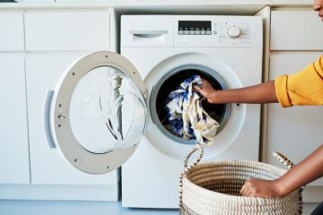 Five easy ways to create a functional yet chic laundry