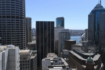 Australian commercial property sale value well down in first quarter