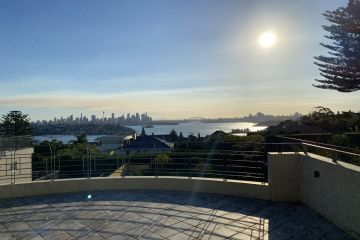 Would you pay $23m for this view? (Sorry, tennis court and pool not included)