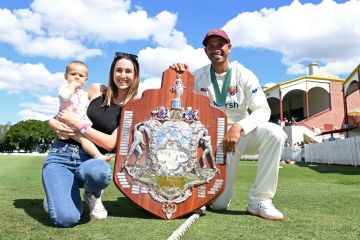 Australian cricketer Usman Khawaja lists his 'irreplaceable' Brisbane home