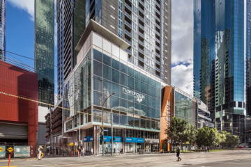 City's Swanston Street rock climbing venue up for grabs