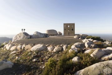 The secret is out: Welcome to The Keep, Tasmania's luxe off-grid getaway