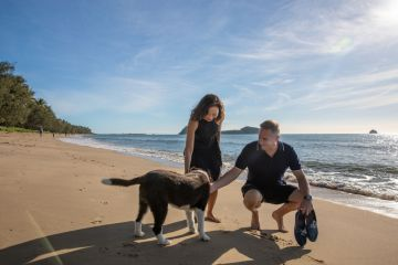 How two Aussies found financial freedom by moving
