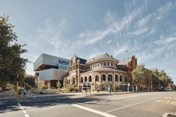WA Museum Boola Bardip wins the top gong at the WA architecture awards