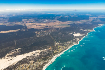 Large Lancelin landholding hits market, north of Perth