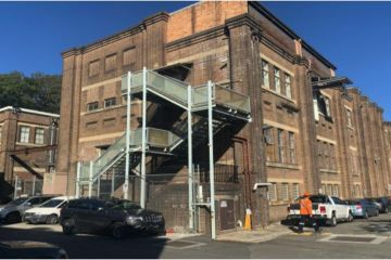 Revamp planned for Central Station's heritage substation and switch-house buildings
