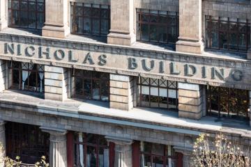 Melbourne's heritage Nicholas Building hits the market