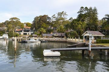 Ooh la la! The 'French village' luring families to the north shore