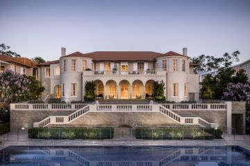 Live your retirement dreams inside this interwar mansion