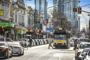 Melbourne's once-beleaguered shopping strips are turning a corner
