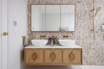 Colour crush: Why pink bathrooms are making a comeback
