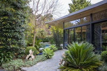 Escape to the leafy Melbourne suburb where the city meets the country