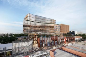 Luxury apartments to tower above Chapel Street's Jam Factory
