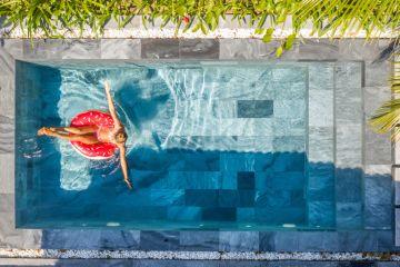 Short on backyard space? Pint-sized pools are making a big splash