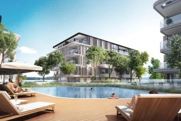 Luxury apartments welcomed but no answer to Eden's housing crisis