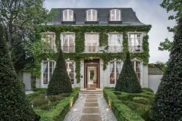 Six jaw-dropping homes on the high-end market across the country