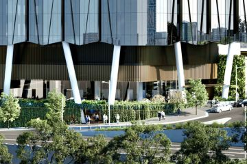 'Flight to quality': new office tower proposed for Brisbane CBD