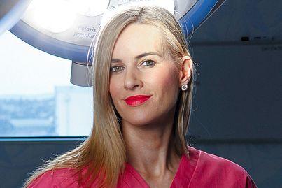Health and wellbeing: Surgeon Dr Chantel Thorton's breast checklist