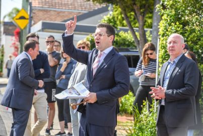 Sydney's median auction house price hits record $1.92m
