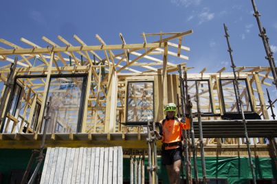 Decline in commencements suggest downturn has finally hit the construction sector