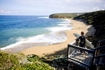Podcast: 'I moved to Byron Bay and now back to the city'