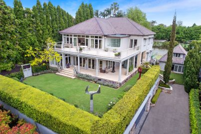 30-year-old Sydneysider who bought a $30m trophy home in Bellevue Hill