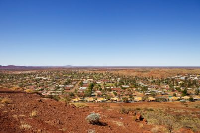 The remarkable recovery of property markets in Australian mining towns