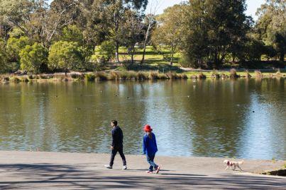 What's on offer at Edwardes Lake Park, Reservoir