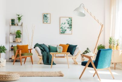 'Be brave, you can repaint later': Decorating tips to steal from top designers' homes