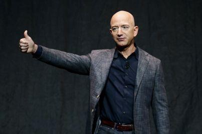 Amazon CEO splashes $25 million on fourth apartment in luxury block