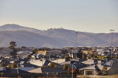 Canberra house rents still highest in the nation but growth is slowing