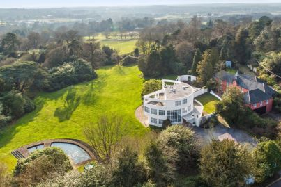 What the prestige market has to offer in Surrey, England