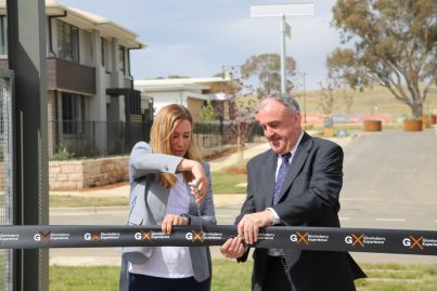 Canberra's newest region Ginninderry opens its display village