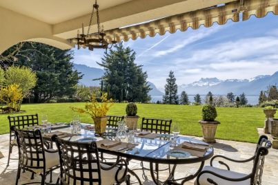 Want to live in Clarens, Switzerland? Four awe-inspiring homes from the area