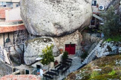 The strangest homes around the world that embrace nature