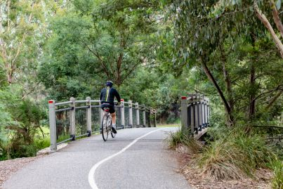 The sister suburb forging its own path