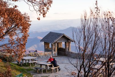 How the Alpine region lost three of its busiest tourist seasons of the year because of fires and COVID-19